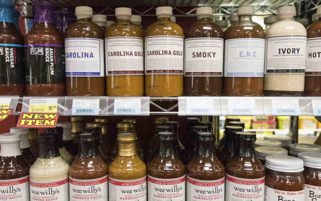 Specialty BBQ Sauces