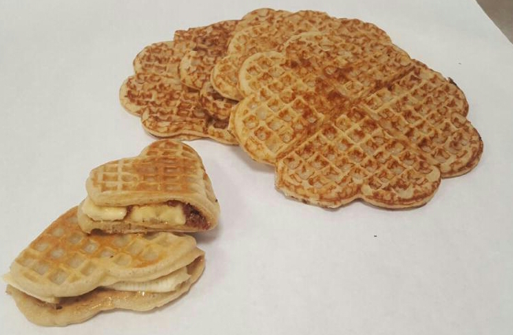 Nordic Waffles: The Waffle-lution has Begun!